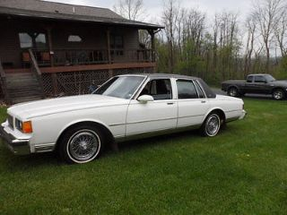 Used 1986 Chevrolet Caprice Classic in Connellsville, Pennsylvania