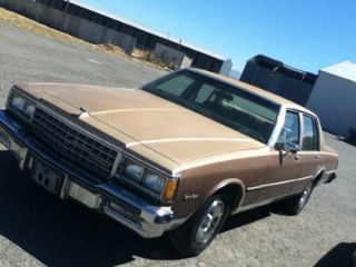 Used 1985 Chevrolet Caprice Classic in Cleveland, Georgia
