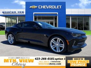 New 2018 Chevrolet Camaro LT in Chattanooga, Tennessee