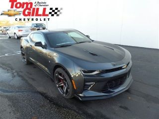 New 2018 Chevrolet Camaro SS in Florence, Kentucky