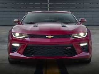 Used 2018 Chevrolet Camaro SS in Antioch, Tennessee