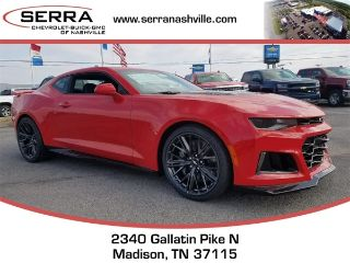 Used 2018 Chevrolet Camaro ZL1 in Madison, Tennessee
