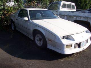 used 1990 chevrolet camaro rs in clackamas oregon used 1990 chevrolet camaro rs in clackamas oregon