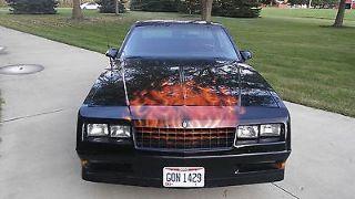 Chevrolet Monte Carlo SS 1987