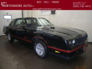 Chevrolet Monte Carlo Sport 1988