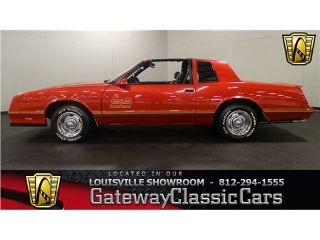 Used 1988 Chevrolet Monte Carlo SS in Memphis, Indiana