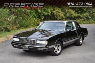Used 1987 Chevrolet Monte Carlo LS in Clifton Park, New York