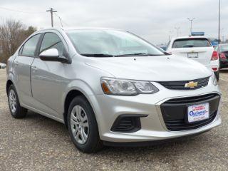 Chevrolet Sonic LS 2018