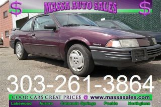 Used 1994 Chevrolet Cavalier Rs In Lakewood Colorado