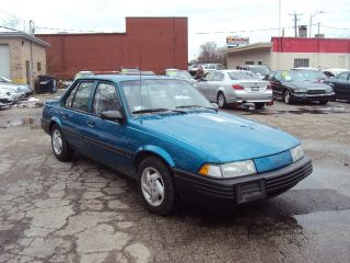 Used 1994 Chevrolet Cavalier Rs In Crestwood Illinois