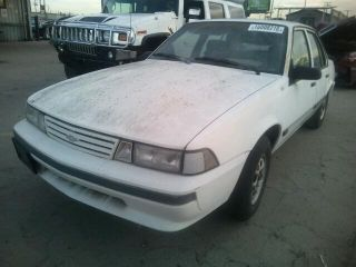 Chevrolet Cavalier 1990