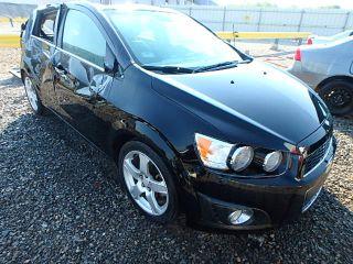 Chevrolet Sonic LTZ 2012