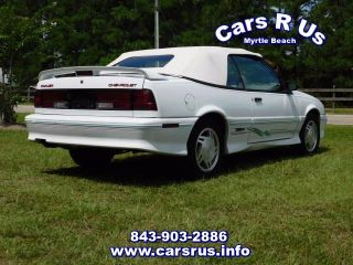 Used 1994 Chevrolet Cavalier In Myrtle Beach South Carolina