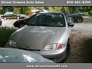 Chevrolet Cavalier LS 2001