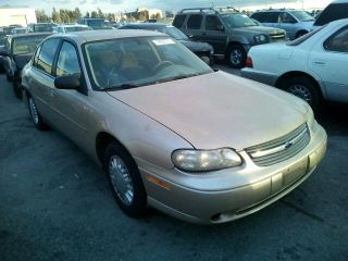 Chevrolet Malibu Classic Base 2004