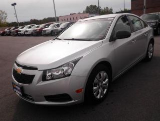 Used 2013 Chevrolet Cruze LS in Rochester, New York