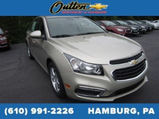 Used 2015 Chevrolet Cruze LT in Hamburg, Pennsylvania
