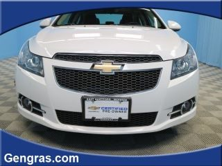 Used 2011 Chevrolet Cruze LT in East Hartford, Connecticut