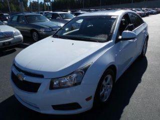 Used 2011 Chevrolet Cruze Lt In Columbia South Carolina