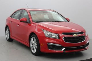 Used 2015 Chevrolet Cruze LTZ in Indianapolis, Indiana