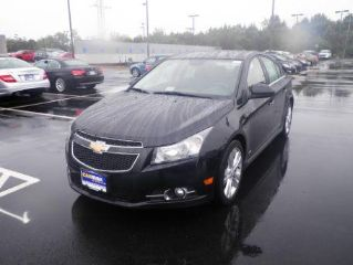 Used 2013 Chevrolet Cruze LTZ in Sterling, Virginia