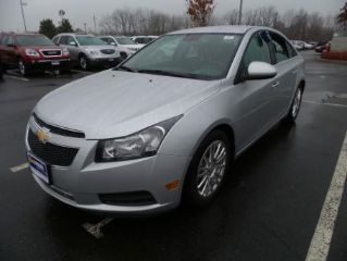 Used 2014 Chevrolet Cruze Eco in Hartford, Connecticut