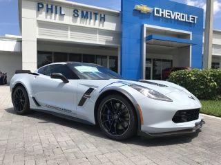Chevrolet Corvette Grand Sport 2018