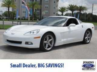 Used 2013 Chevrolet Corvette in Fort Meade, Florida