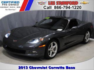 Chevrolet Corvette 2013