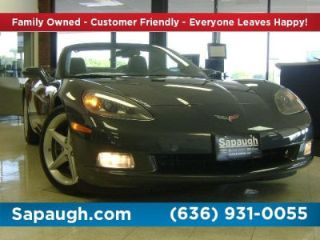 Used 2013 Chevrolet Corvette in Herculaneum, Missouri