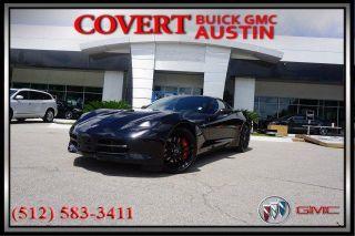 Chevrolet Corvette Z51 2015