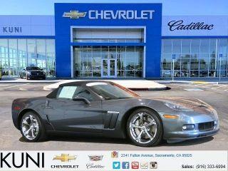 Used 2013 Chevrolet Corvette Grand Sport in Sacramento, California