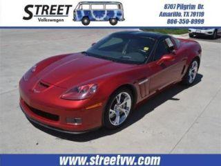 Used 2013 Chevrolet Corvette Grand Sport in Amarillo, Texas