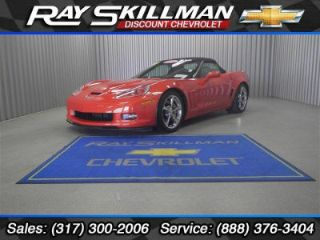 Used 2013 Chevrolet Corvette Grand Sport in Indianapolis, Indiana