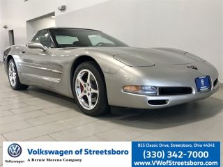 Chevrolet Corvette Base 2001