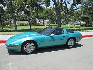 Used 1991 Chevrolet Corvette in Signal Hill, California