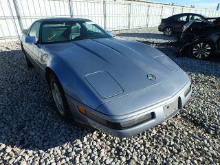 Chevrolet Corvette 1991