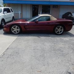 Chevrolet Corvette Base 2003