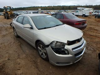 Chevrolet Malibu LT 2012