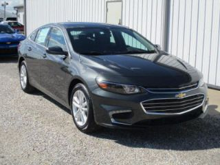 Used 2016 Chevrolet Malibu LT in Orleans, Indiana