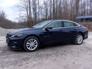 Used 2017 Chevrolet Malibu LT in Spencer, Indiana
