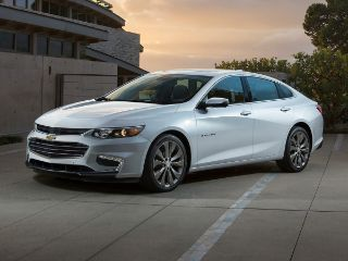 Used 2016 Chevrolet Malibu LT in Colorado Springs, Colorado