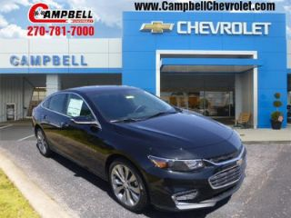 Used 2016 Chevrolet Malibu Premier in Bowling Green, Kentucky