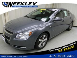 Used 2008 Chevrolet Malibu LT in Butler, Ohio