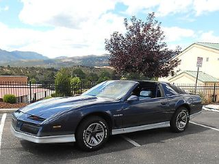 used 1984 pontiac firebird trans am in manitou springs colorado used 1984 pontiac firebird trans am in manitou springs colorado