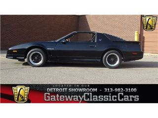 Pontiac Firebird Trans Am 1989