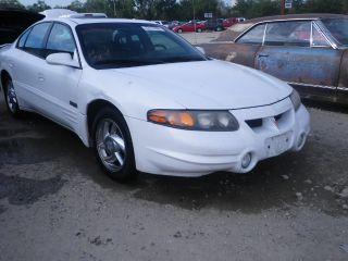 Pontiac Bonneville SSEi 2000