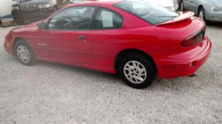 Pontiac Sunfire SE 2000