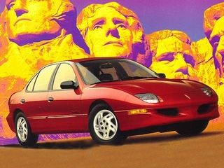 Pontiac Sunfire SE 1999