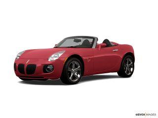 2007 Pontiac Solstice GXP